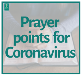 Prayers for Coronavirus